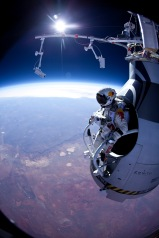 (AP Photo/Red Bull Stratos, Jay Nemeth)