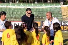 Giacomo Sintini a Terni, lo scorso 15 giugno, per uno dei tanti impegni a cui partecipa per la sua Associazione (foto Giacomo Sintini - pagina Facebook ufficiale)