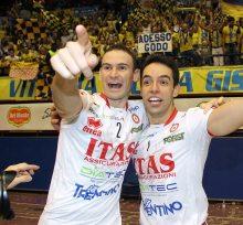 Jack insieme a Rapha: Sintini vestirà la maglia di Trento anche nella prossima stagione
