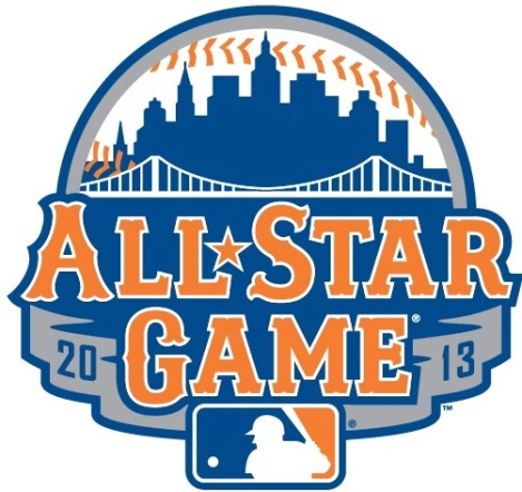 Il logo dell'All-Star Game 2013 dell'MLB