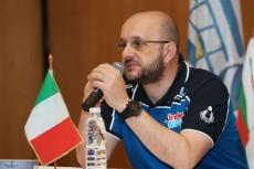 Mauro Berruto, ct azzurro (foto FIVB)