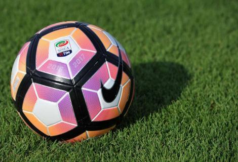 Si chiama Nike Ordem 4 il pallone che verrà usato per il campionato 2016/2017. (Photo Sport Mediaset - Italy Photo Press - World Copyright)