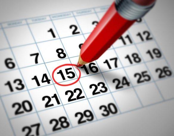Calendario Sportivo.Il Calendario Sportivo Del 2018 Pensieri Di Sport
